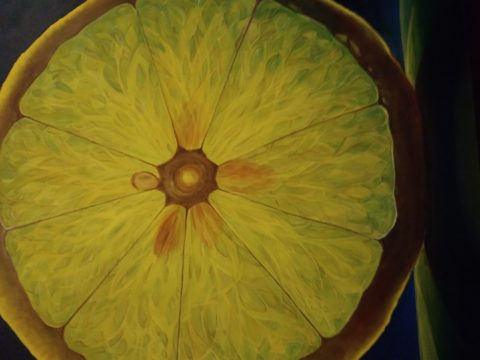 Millrace Gallery features the Eye-Catching Paintings of Sherie Harkins!